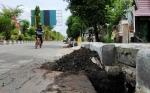 2021, Pembangunan Drainase Jalan HM Arsyad dan Kapten Mulyono Sampit Dimulai