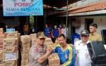 Banjir Jakarta, TNI - Polri Gelar Patroli Cegah Aksi Kriminal