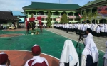Kemenag Kapuas Gelar Upacara Peringatan Hari Amal Bhakti ke 74