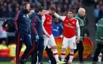Arsenal Kehilangan Calum Chambers Enam hingga Sembilan Bulan