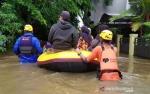 Korban Meninggal Banjir Jabodetabek dan Sekitarnya Tercatat 46 orang