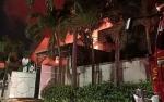 Dua Lansia Tewas dalam Kebakaran di Rumah Mewah