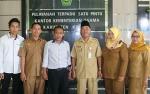 Pejabat Dirjen Monitoring Pelayanan Jamaah Haji di Kementerian Agama Kapuas