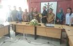 DPRD Palangka Raya Terima Kunjungan Kerja Anggota DPRD Hulu Sungai Selatan