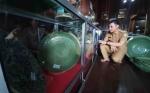 Supian Hadi Bernostalgia dengan Masa Muda di Rumah Anjungan Sampit