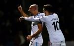 Zabaleta Lempangkan Jalan West Ham ke Putaran Empat Piala FA