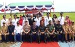 Sakariyas Lantik Kepala Desa di Katingan Kuala dan Mendawai