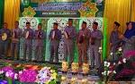 Kemenag Kapuas Adakan Parade Siswa Bersalawat Peringati Hari Amal Bakti ke 74