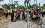 Satlantas Polres Pulang Pisau Gelar Razia untuk Tumbuhkan Kesadaran Berlalu-lintas