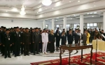 Bupati Barito Utara Rotasi dan Lantik 107 Pejabat