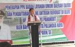 Wali Kota Palangka Raya Launching Layanan Antrean Online di Puskesmas Pahandut