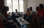 Pengusaha Penggilingan Daging Protes ke Kecamatan Arsel