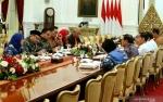 Presiden Panggil Kepala Daerah Tekankan Kerja Sama Tangani Banjir
