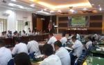 Bupati Katingan Buka Rakordal dan Evaluasi Pelaksanaan Pembangunan Triwulan IV Tahun 2019
