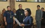Ketua Pengadilan Negeri Palangka Raya Lantik Kasub Umum Baru