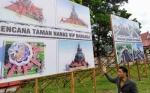 Pemkab Kotawaringin Timur akan Bangun Taman Nanas di VIP Bandara Sampit