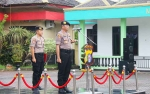 Polres BaritoUtara Apel Gelar Pasukan dan Aman Nusa II