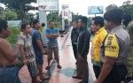 Pedagang Buah di Bundaran Pancasila Enggan Direlokasi