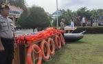 Polres Sukamara Siap Kerahkan Kemampuan Mengatasi Bencana