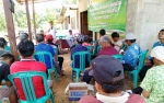 Warga Desa Rimba Sari Dilatih Manfaatkan Mesin Panen Jagung