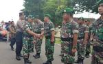 Kodim 1011 Kuala Kapuas Siap Bersinergi dengan Instansi Tanggulangi Bencana