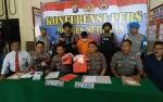 Polres Seruyan Dalami Keterlibatan Bandar Besar Pada Kasus180 Bungkus Sabu