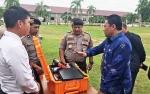 Polres Pulang Pisau Apel Aman Nusa II Tanggap Bencana