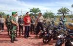 Pemkab Barito Selatan Apresiasi Apel Gelar Pasukan Aman Nusa II