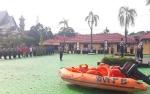 Ratusan Personel Gabungan Disigakan untuk Penanggulangan Bencana di Kotawaringin Barat