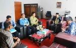 Bupati Barito Utara Konsultasi ke Bawaslu Kalteng untuk Isi Kekosongan Pejabat Aselon II