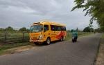 Kabupaten Seruyan Dapat Bantuan Bus Sekolah dari Kemenhub