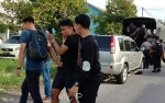 4 Pria Pengguna Narkoba Dibekuk Polisi di Palangka Raya