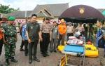 Bupati Apresiasi Polres Barito UtaraGelar Pasukan Aman Nusa II