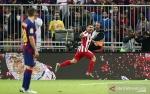 Atletico Singkirkan Barcelona dalam Semifinal Piala Super Sarat Drama