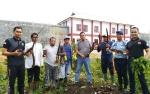 Warga Binaan Lapas Kelas III Sukamara Diajari Berkebun