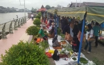 Gelar Pasar Sayur Hortikultura dengan Manfaatkan Water Front City