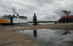 Fasilitas Terminal Penumpang Pelabuhan Sampit akan Sama dengan Bandara