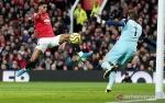 Rashford Kemas Dwigol Warnai Pesta Manchester United ke Gawang Norwich