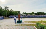 Kadisdik Provinsi Jadi Pembina Upacara di SMAN 5 Palangka Raya