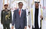 Putra Mahkota Ingin Jokowi Anggap UEA Sebagai Rumah Kedua