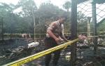 Uang Rp 10 Juta Milik Warga Desa Tewah Pupuh Terbakar