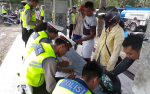 Sekali Razia, 55 Surat Tilang Dilayangkan Satlantas Polres Kobar