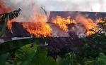 SDN 2 Panarung Palangka Raya Terbakar