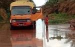 Sejumlah Desa di Kotawaringin Timur Mulai Digenangi Air