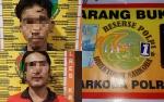 Polres Kapuas Amankan 2 Pemuda karena Sabu