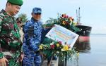 Danlanud Iskandar Pimpin Upacara Peringatan Pertempuran 14 Januari