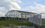 Penyelesaian Pembangunan GOR Pulang Pisau Dibiayai APBD