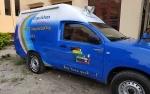 Dinas PerpustakaandanKearsipan Seruyan Baru Miliki 1 Mobil Perpustakaan Keliling