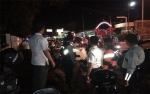 Puluhan Petugas Dinas Perhubungan Dikerahkan Tertibkan Parkir di Jalan Kinibalu