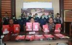 Polres Kotawaringin Timur Ringkus 13 Orang Pengedar Narkoba